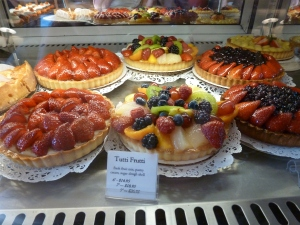 Nothing like a great pastry shop